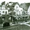 F4414<br /> De tram op de Hoofdstraat ter hoogte van Vredesteyn.