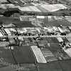 F3293<br /> Luchtfoto van de Wasbeekerlaan en omgeving in de vijtiger jaren.Links is de watertoren De Wasbeek te zien.
