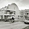 F2492<br /> Nieuwbouw aan de Bijweglaan te Sassenheim in het kader van het Centrumplan. Foto: 2002