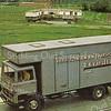 F3203<br /> Het trVrachtwagen van het transportbedrijf van D.A. van Leeuwen te Sassenheim. Locatie onbekend.