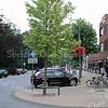 F3323<br /> De ingang van de J.P. Gouverneurlaan vanaf de Hoofdstraat in 2013.
