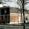 F4324<br /> Afbraak van Hoofdstraat 152 van de dames Reeuwijk. Het achterste gedeelte vanaf de daklijst met het openstaande dakraam was vroeger een bollenschuur. Foto 2003