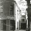 F0845 <br /> Collectie Oudshoorn 074: werkplaats en verbouw woonhuis P.J. IJsselmuiden aan de Hoofdstraat.  Nu (2016) is hier dierenspeciaalzaak Holtkamp.<br /> Foto: vóór 1921.