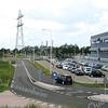 F3921<br /> De Geert Willem Sikkensweg. Deze nieuwe weg is een onderdeel van de reconstructie van de aansluiting van de N240 op de A44, bij het Postviaduct. Foto: 2014.