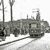 F3773<br /> De Blauwe tram rijdt richting Haarlem bij de halte Sassenheim Park. Foto:1933