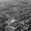F4169 <br /> Een luchtfoto van Sassenheim. Foto: ca 1980.
