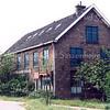 F0236 <br /> De bollenschuur van K. Nieuwenhuis & Co aan de Klinkenberg. In 1996 gesloopt. Foto: 1983.