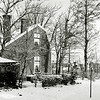 F0466b <br /> Zijgevel van het huis aan de Teijlingerlaan nr. 65, thans (2016) bewoond door de fam. J.A.M. van Zoen.
