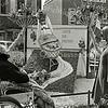 F3227<br /> Een versierde Oude Haven ter gelegenheid van de geboorte van prins Willem Alexander. Foto: 1967