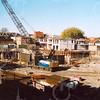 F4285a<br /> Het Voorhavenkwartier in ontwikkeling. Foto: oktober 2003