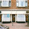F4087 <br /> De winkel van C. Noordermeer, nu (2008) eetcafé 'De Voogd'.