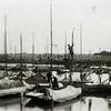 F2386<br /> Een oude foto van de jachthaven van Jonkman.