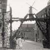 F4487<br /> Bevrijdingsfeest in de Molenstraat. Foto: 1945