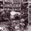 Fcs0314<br /> De opening van de winkel van Th. Landwer Johan aan de Kerklaan (tegenover de Bijweglaan)  met dhr Th. Landwer Johan en zijn echtgenote Mevr. A Landwer Johan - de Bruin.