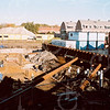 F4285b<br /> Het Voorhavenkwartier in ontwikkeling met de aanleg van de parkeergarage. Foto: oktober 2003