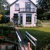 F1641b <br /> Een latere foto van het huis van Pieter Ciggaar, Rijksstraatweg 26. Later bewoond door Gerrit Ciggaar, die daarna de boerderij aan de Klinkenberg bewoonde. Later is het huis gesloopt en er is op die plaats een nieuw huis gebouwd. Foto: 2001.
