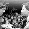 F4049 <br /> Martin Hersman en burgemeester Buddenberg.