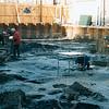 F4325<br /> Archeologisch onderzoek op de locatie Hoofdstraat 252, de plek waar 'FruitFaas' en bakkerij Wanninkhof hebben gestaan. Foto: 1003