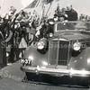 F3794<br /> Winston Churchill in Sassenheim. Foto: 1946
