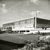 F3178<br /> Het nieuwe gebouw van glas en beton, in 1961 gebouwd voor de Hygia door de Hollandse Beton Maatschappij. Het pand is in 1979 afgebroken. Daar is toen het Planetenplein voor in de plaats gekomen.