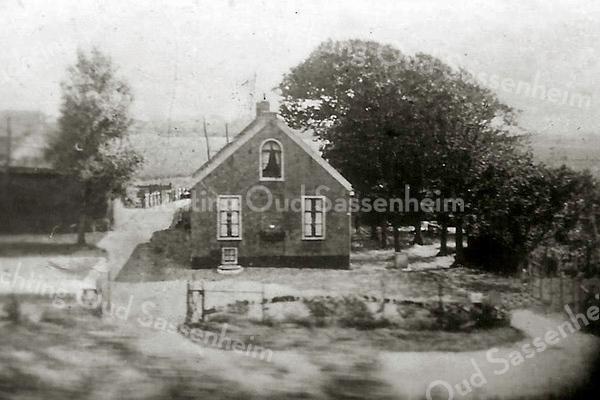 F3304<br /> Boerderij de Klinkenberg (De Klink) ca 1930.