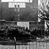 F1294 <br /> Hoofdstraat 116. De schuur en het kantoor van G.B. De Vroomen, voorheen Bader. Sinds 1978 is hier de G.B. de Vroomenstraat.