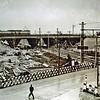 F3222<br /> Het spoorwegviaduct bij de Klinkenberg. Foto: 1938