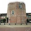F0680b <br /> De onderkant van de achtkantige molen De Nijverheid van Speelman. Zie ook foto F0678.