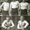 F2245<br /> Enkele leden van de gymnastiekvereniging DOS. De staande persoon links is N.A. van der Bruggen.