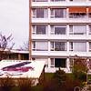 F2627<br /> Een mozaïek voor de 'oude'  Schutse aan de Parklaan. Foto: 1975.