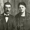 F4536<br /> Pieter le Grand (arts) en zijn vrouw Elisabeth Groot.