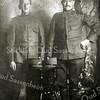 F3480<br /> Machiel Fransciscus de Zwart, soldaat in de eerste wereldoorlog. <br /> Geboren te stompwijk op 23-2-1892, zoon van Dirk Jacobus de Zwart en Jopje Steenvoorden. Foto: ca 1914