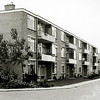 F2062<br /> De flat aan de Gladiolenstraat, beginjaren '60 gebouwd door de fa. Kiebert.