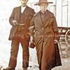 F3017<br /> Martinus van Zoen (geb. 1879) en echtgenote.