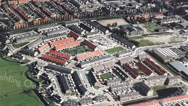 F3621<br /> Een foto van de Postwijk in de jaren '80
