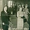 F3982<br /> Koningin Juliana op bezoek bij de Sikkens Lakfabrieken in Sassenheim. Foto: 1961