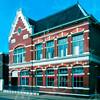 F4566<br /> Postkantoor te Sassenheim. Gebouwd in 1902 door aannemer J.P. Oudshoorn.