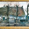 F4056 <br /> Een schilderij van J.C. Roelandse, waarop boerderij De Oude Hortus is afgebeeld.