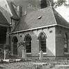 F0855 <br /> Collectie Oudshoorn 050: consistoriekamer Ned.-herv. kerk. <br /> Foto: 1908.