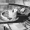 F3679<br /> Een luchtfoto van de ruïne van Teijlingen.
