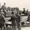 F4522<br /> Bevrijdingsoptocht. Foto: 1945.<br /> Piet van Pijpen staat op de foto.