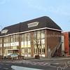 F2959<br /> De voormalige 'De Visserschool' (Chr. MULO) aan de Parklaan. Thans  omgebouwd tot sociaal cultureel centrum, genaamd 't Onderdak.