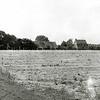 F1299 <br /> Links op de foto staat villa Beukenrode, eerst bewoond door P. Krouwel, en later door de fam. J. Bader. Het land op de voorgrond ligt tussen Beukenrode en villa Twin's Home. Op dit land verrees later een gedeelte van de Postwijk. Foto 1920.