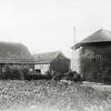 F0832 <br /> Collectie Oudshoorn 093: boerderij Postwyck van Van der Vis. <br /> Foto: vóór 1921.