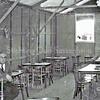 F3111<br /> Huib van Zoen in koffietent De Uiver.