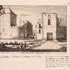 F3274<br /> Een prent van HET SLOT Teijlingen van Jan Wildens, 1616