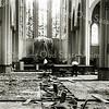 F1890 <br /> De restauratie van het interieur van de r.-k. kerk St.Pancratius. Foto: 1971.