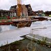 F4275<br /> De bouw van het Voorhavenkwartier. Foto: 2004