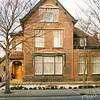 F2901<br /> Villa Via Recta, gebouwd in 1904 aan de Hoofdstraat op nr. 145 voor de familie Bergman. Foto: 1992.