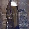 F3879<br /> Elisabeth Johanna van der Geest (zuster Maria Clementine), dochter van Jan van der Geest van 't Hellegat. Zij was ingetreden in de Orde Fransciscanessen.<br /> Zij heeft tot van 1929 tot 1960 in Indonesië gewerkt als hoofd van de zusterschool in Semarang. Zie artikel in De Aschpotter 36.